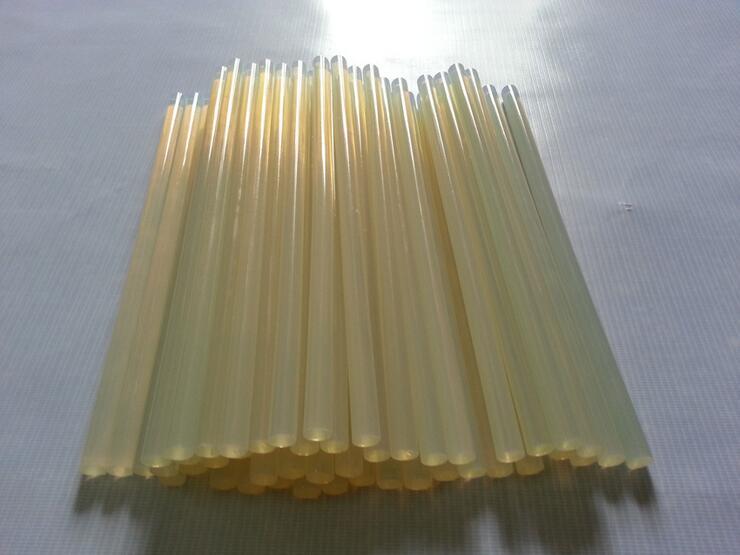 中邦热熔胶条黄色半透